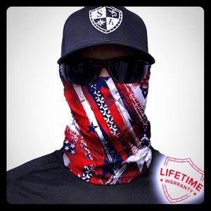 💎SA/CO American Flag Gaiter💎